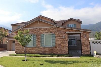 Rancho Cucamonga Single Family Home For Sale: 12880 Salmon Court