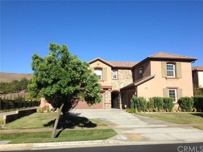 Chino Hills Single Family Home For Sale: 15277 Canon Lane