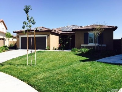 Eastvale Single Family Home For Sale: 13968 Agate Court