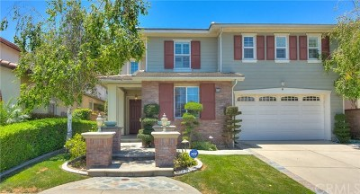 Chino Hills Single Family Home For Sale: 16712 Fern Leaf Street