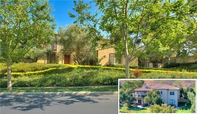 Chino Hills Single Family Home For Sale: 2301 Vellano Club Drive