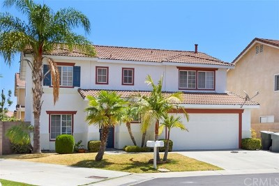 Chino Hills Single Family Home For Sale: 16455 Turnbury Court