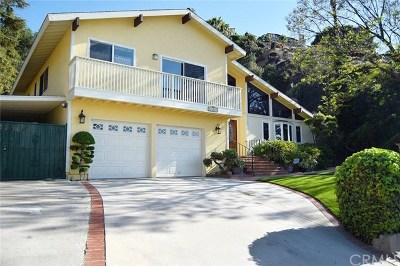 Hacienda Heights Single Family Home For Sale: 16452 Monte Cristo Drive
