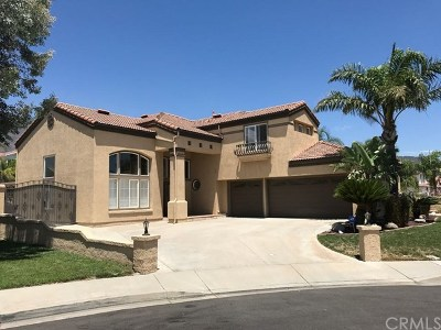 Rancho Cucamonga Single Family Home For Sale: 14098 San Dimas Lane
