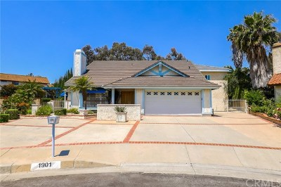 Rowland Heights Multi Family Home For Sale: 1901 Tambor Court