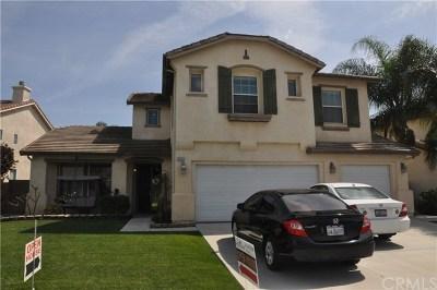 Eastvale Single Family Home For Sale: 13551 Jasper