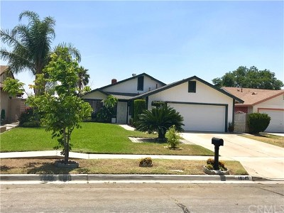 Single Family Home For Sale: 16145 Reed Court