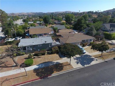 Pomona Single Family Home For Sale: 1301 S Hamilton Boulevard