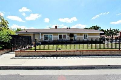 Rowland Heights Single Family Home For Sale: 1304 Heatherton Avenue