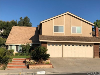Diamond Bar CA Single Family Home For Sale: $1,175,000