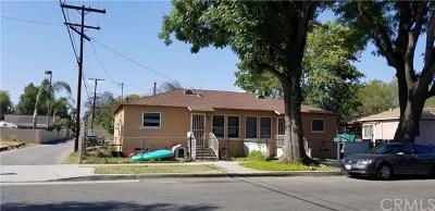 Ontario Multi Family Home For Sale: 115 E Nevada Street