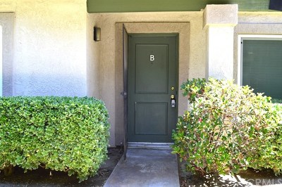 Rancho Cucamonga Condo/Townhouse For Sale: 8412 Western Trail Place #B