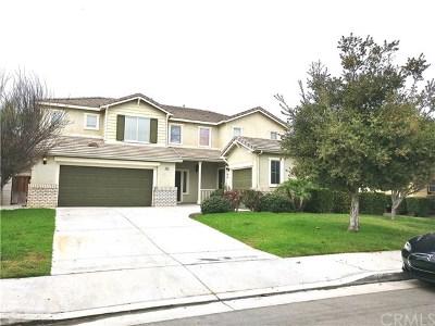 Eastvale Single Family Home For Sale: 5827 Springcrest Street