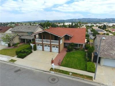 La Habra Single Family Home For Sale: 271 Avenida Santa Barbara