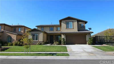 Riverside Single Family Home For Sale: 10815 Portofino Lane