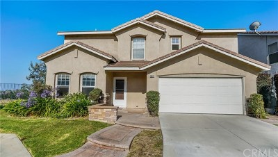 Chino Hills Single Family Home For Sale: 16417 Nesselwood Court