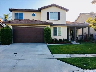 Murrieta CA Single Family Home For Sale: $519,000