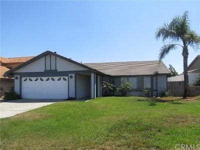 Rialto Single Family Home For Sale: 2473 W Calle Vista Drive