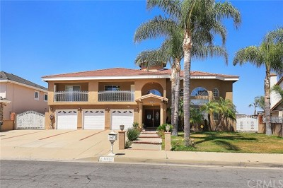 Chino Hills Single Family Home For Sale: 12883 Rock Crest Lane