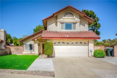 Walnut Single Family Home For Sale: 660 Bull Frog Circle