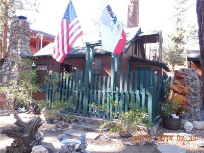 Big Bear Single Family Home For Sale: 817 Edgemoor Road
