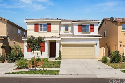 Eastvale Single Family Home For Sale: 7168 Morning Dawn Court