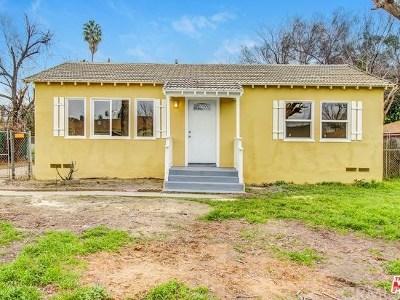 San Bernardino Single Family Home For Sale: 1481 Canyon Road