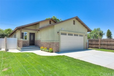 Chino Hills Single Family Home For Sale: 4383 Lugo Avenue