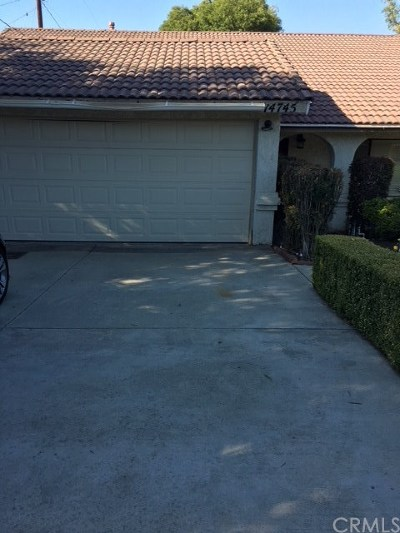 Hacienda Heights Single Family Home For Sale: 14745 Los Robles Avenue