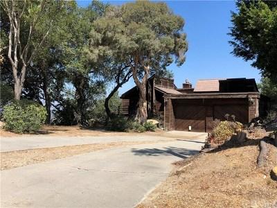 Diamond Bar Single Family Home For Sale: 23411 Ridge Line Road