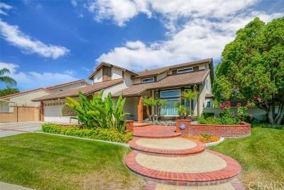 Walnut Single Family Home For Sale: 20525 E Peach Blossom Rd