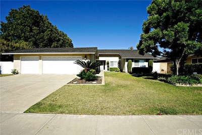Fullerton Single Family Home For Sale: 851 Las Riendas Drive