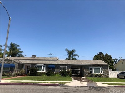 Anaheim Single Family Home For Sale: 415 W Sycamore Street