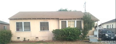 Baldwin Park Single Family Home For Sale: 12830 Farnell Street