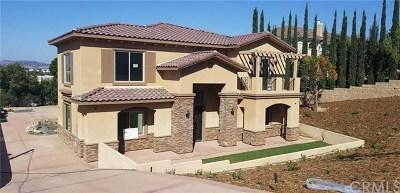 Walnut Single Family Home For Sale: 488 Avenida Esplendor