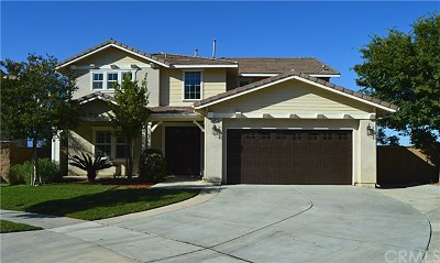 Chino Hills Single Family Home For Sale: 15989 Avenal Court