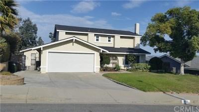 Walnut Single Family Home For Sale: 450 Los Gatos Drive