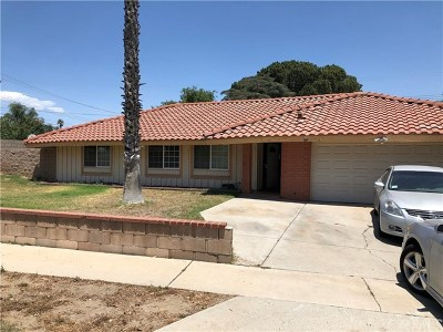 Rialto Single Family Home For Sale: 1439 Terrace Road