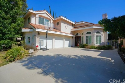 Rowland Heights Single Family Home For Sale: 18416 Rocky Court