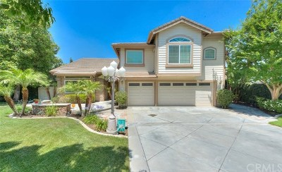 Chino Hills Single Family Home For Sale: 16134 Promontory Road