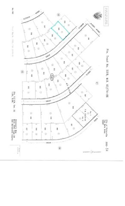Victorville Residential Lots & Land For Sale: Magnolia Avenue