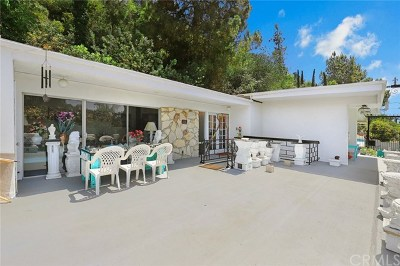 La Habra Heights Single Family Home For Sale: 214 East Road