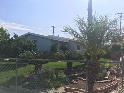 Redlands Single Family Home For Sale: 1324 Karon Street
