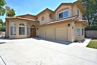 Rowland Heights Single Family Home For Sale: 18421 Rocky Court