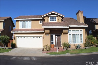 Chino Hills Single Family Home For Sale: 13267 Sunstream Drive