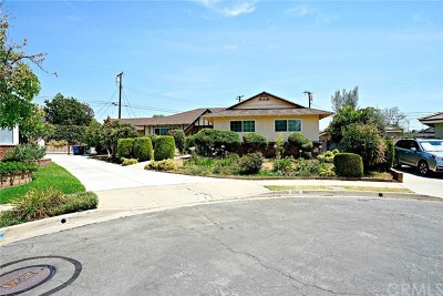 Covina Single Family Home For Sale: 778 E Level Street
