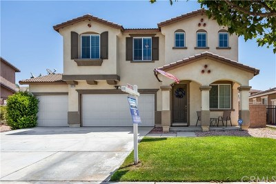 Eastvale Single Family Home For Sale: 13223 Quarter Horse Drive