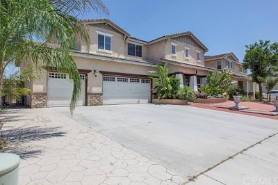Eastvale Single Family Home For Sale: 13328 Heather Lee Street