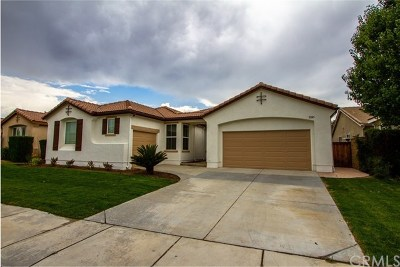 Menifee Single Family Home For Sale: 31145 Ensemble Drive