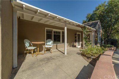 Pasadena Single Family Home For Sale: 35 Grace Ter